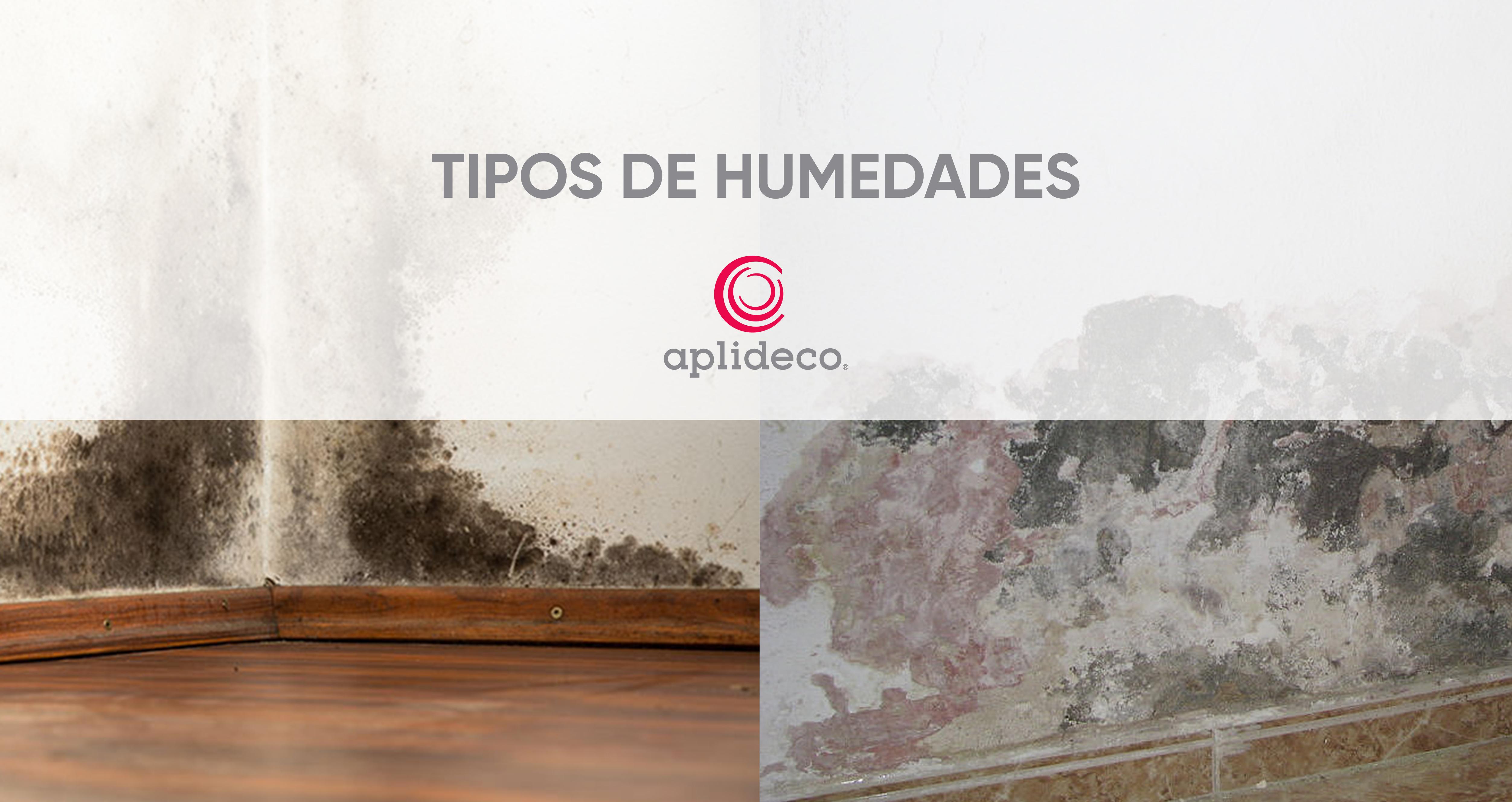 TIPOS DE HUMEDADES EN VIVIENDAS